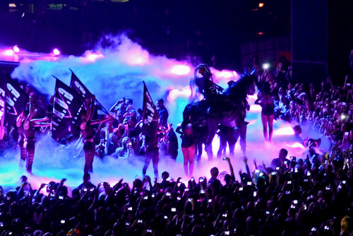 The Born This Way Ball in Perth