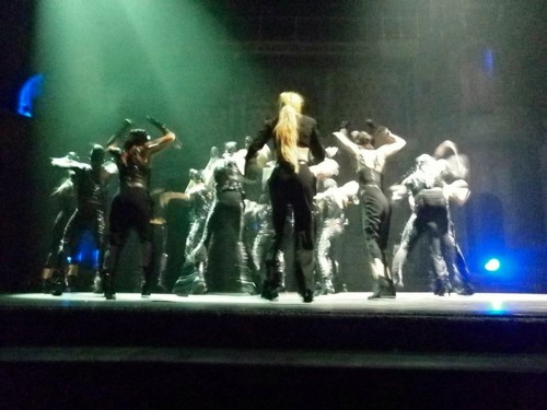 The Born This Way Ball in Perth - lady-gaga Photo