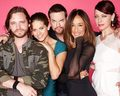 The Cast Of Nikita at Comic Con 2012
