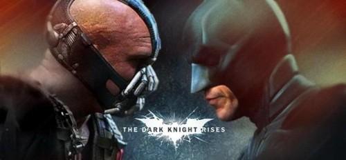 The Dark Knight Rises - Bane