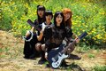 The Dum Dum Girls - female-rock-musicians photo
