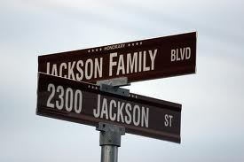 The Famous Street Address, 2300 Jackson Street