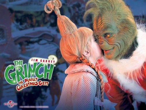 How The Grinch Stole Christmas wallpaper entitled The Grinch