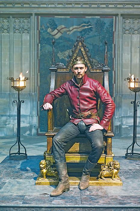 The Hollow Crown - Tom Hiddleston Photo (31437801) - Fanpop