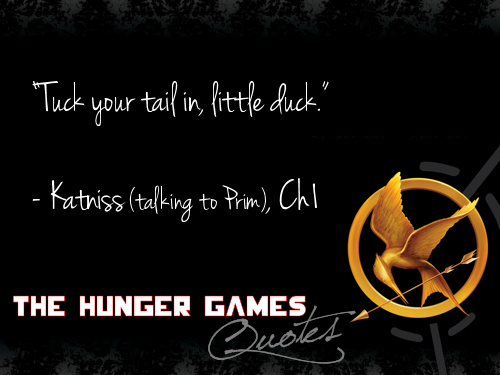 The Hunger Games quotes 1-20