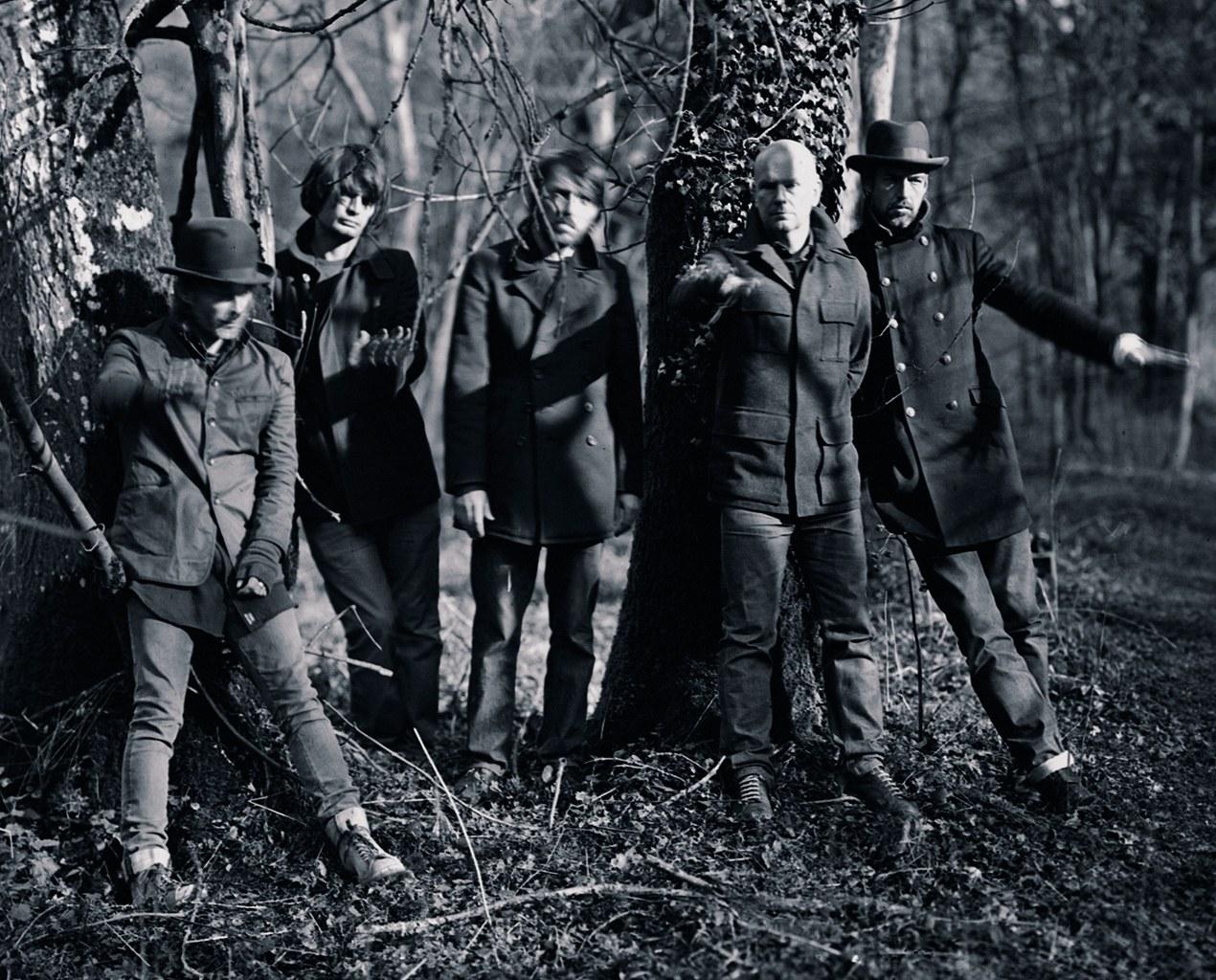 The King Of Limbs Radiohead Photo 31419397 Fanpop