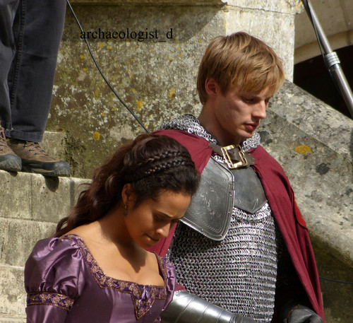 The King and queen of Camelot (2)