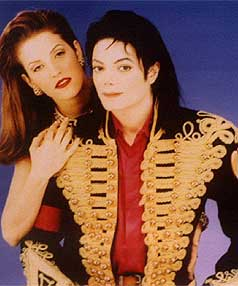 The King and Queen of Pop - michael-jackson Photo
