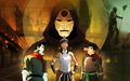 avatar-the-legend-of-korra - The New Team Avatar wallpaper
