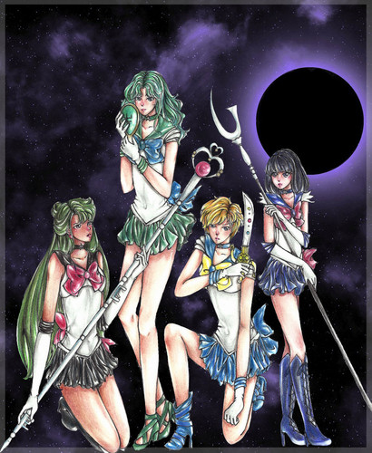 The Outer Senshi