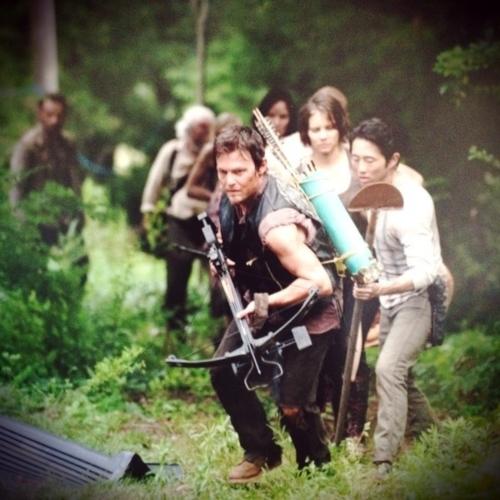 The Walking Dead wallpaper titled The Walking Dead Season 3