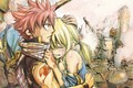 The first image that popped into Mashima-sensei's mind while thinking about Fairy Tail movie <3