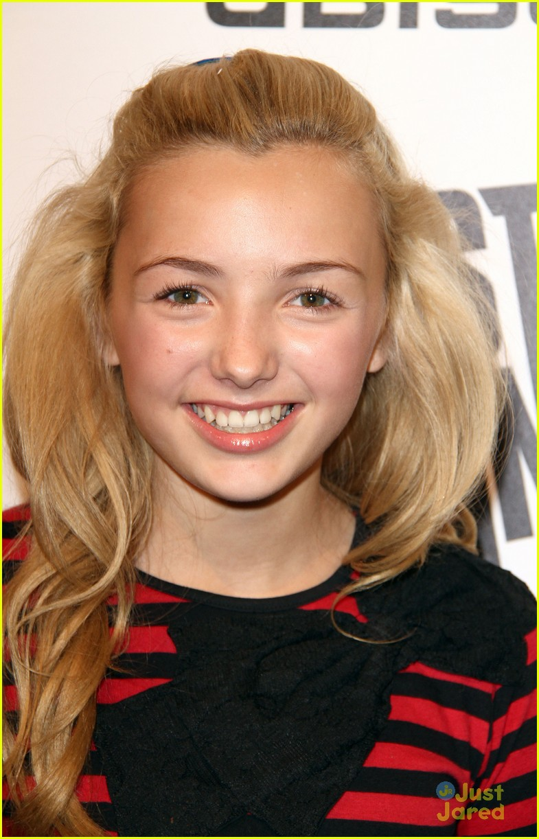 the launch of just dance 3   peyton r list emma ross