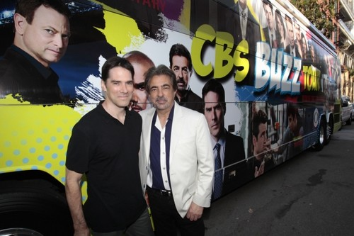 Thomas & Joe - criminal-minds Photo