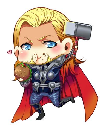 hammer of thor 中文 版