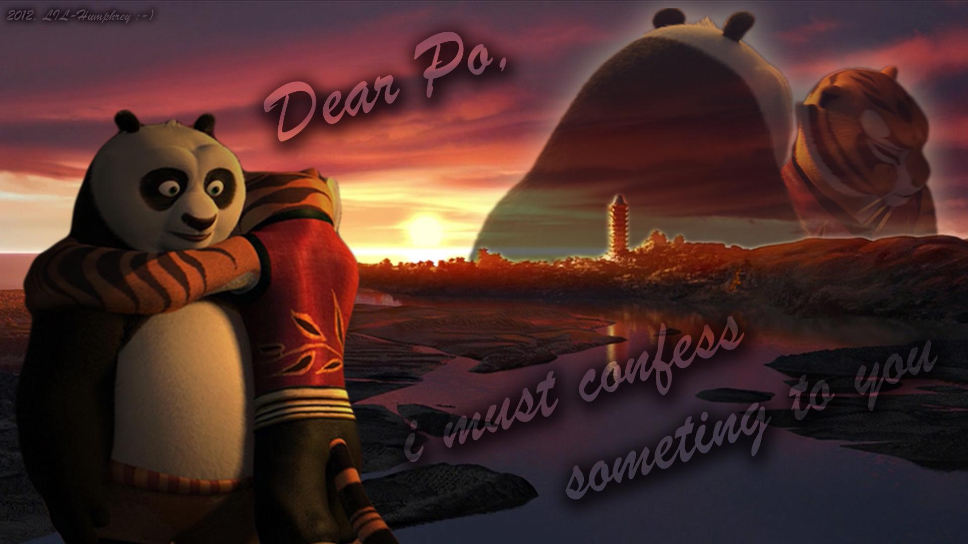 kung fu panda images tigress's confession hd wallpaper and