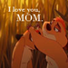 Timone and Mom - disney-parents icon
