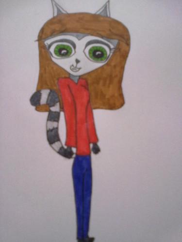 Tina the lemur