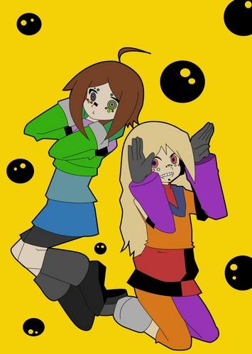 Tiru and Akachan - Matryoshka
