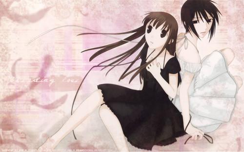 Tohru and Akito