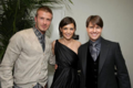 Tom, Katie, and David Beckham - katie-and-tom photo