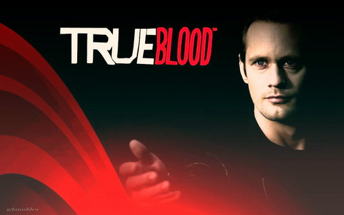 True Blood kertas-kertas dinding