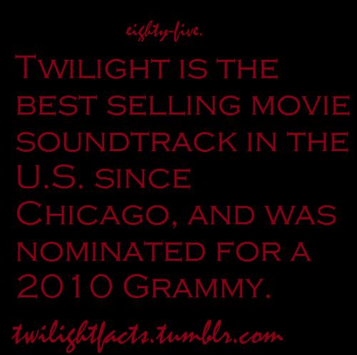 Twilight facts 81-100
