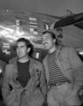 Tyrone Power & Cesar Romero