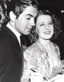 Tyrone Power & Norma Shearer