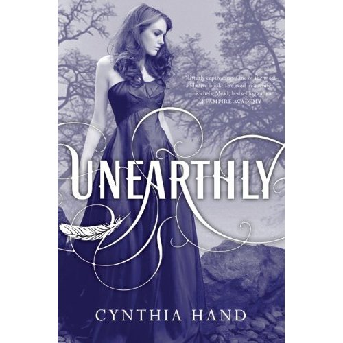 Unearthly por Cynthia Hand ^_^