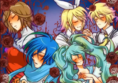 Vocaloid things