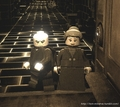 Voldemort/Minerva LEGO