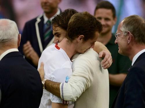 WImbledon 2012 won Roger Federer