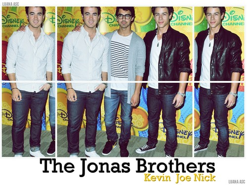 Wall JoBros Forever - the-jonas-brothers Wallpaper