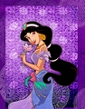 Walt Disney Fan Art - Princess Jasmine - walt-disney-characters fan art