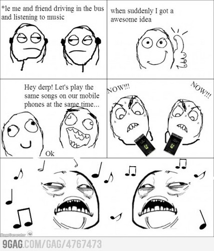 We all did this