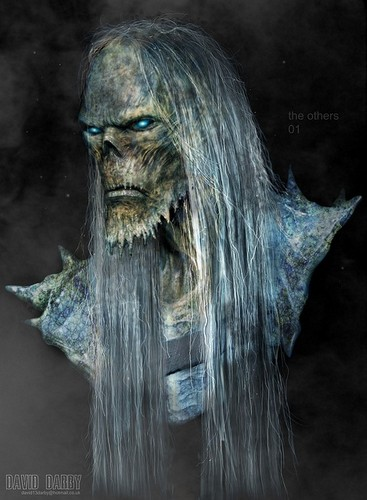 White Walker- Concept Art