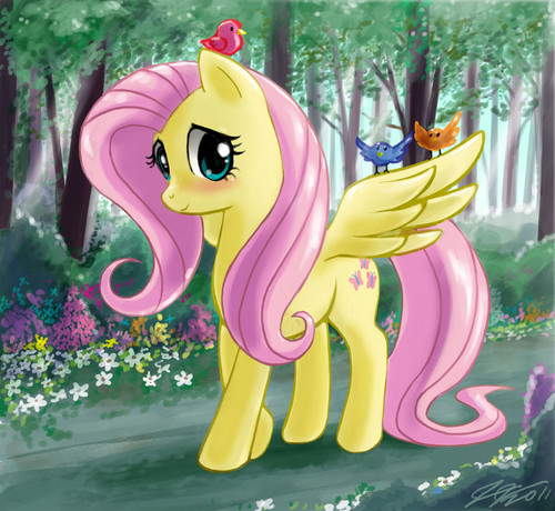 Wonderful Fluttershy