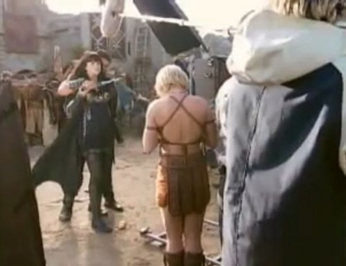 Xena: Warrior Princess Behind The Scenes