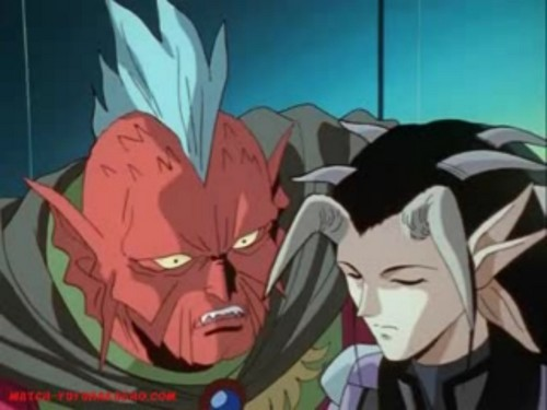 Yomi and Shachi
