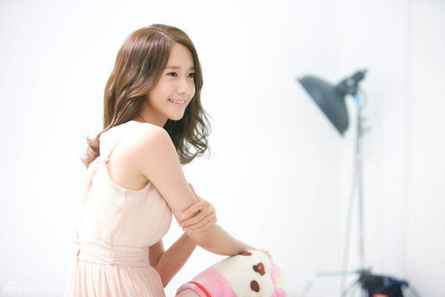 Yoona @ CIBA Vision - im-yoona Photo