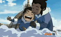 Young Tarrlok and Noatak