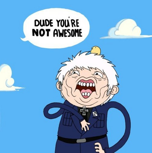 Your not awesome...