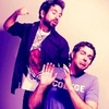 Zachary & Joshua Gomez - zachary-levi Icon