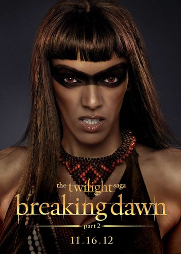 Zafrina - Amazon - Breaking Dawn part 2