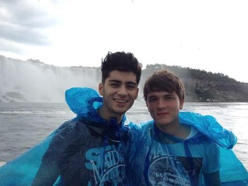 Zayn & Josh