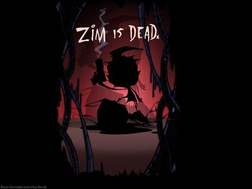 Zim is dead سے طرف کی Jhonen Vasquez