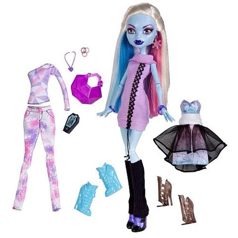 Monster high fashion dolls 26