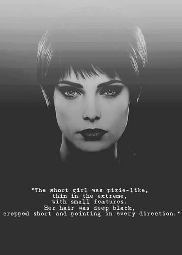 alice cullen/breaking dawn