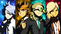 all grow up - inazuma-eleven wallpaper
